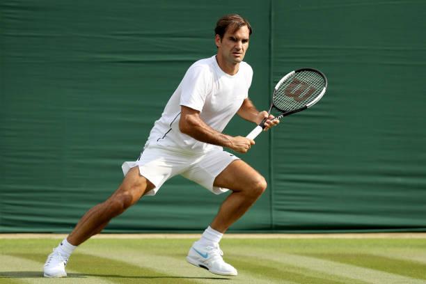 Wimbledon Championships Qualifying - Day 4