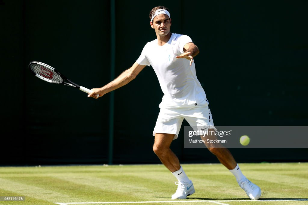 Previews: The Championships - Wimbledon 2018 : ニュース写真