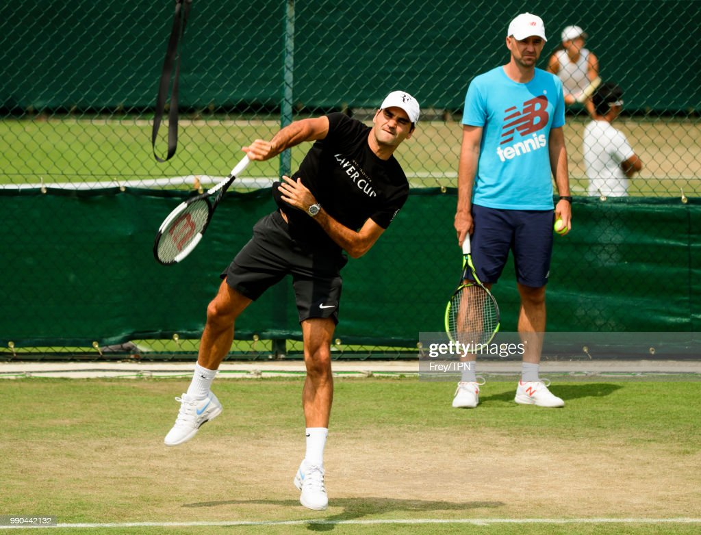 Previews: The Championships - Wimbledon 2018 : ニュース写真