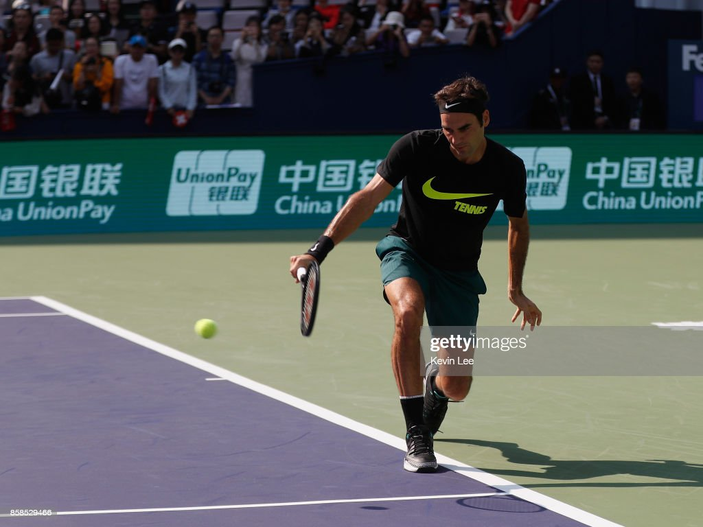 2017 ATP 1000 Shanghai Rolex Masters - Preview : ニュース写真