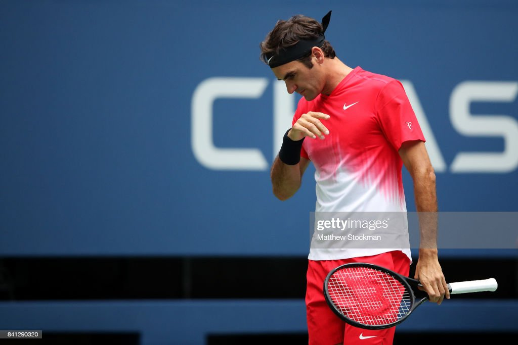 2017 US Open Tennis Championships - Day 4 : News Photo