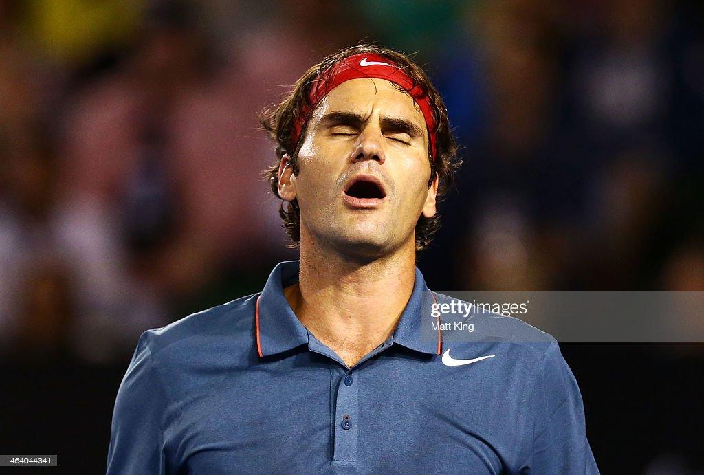 2014 Australian Open - Day 8