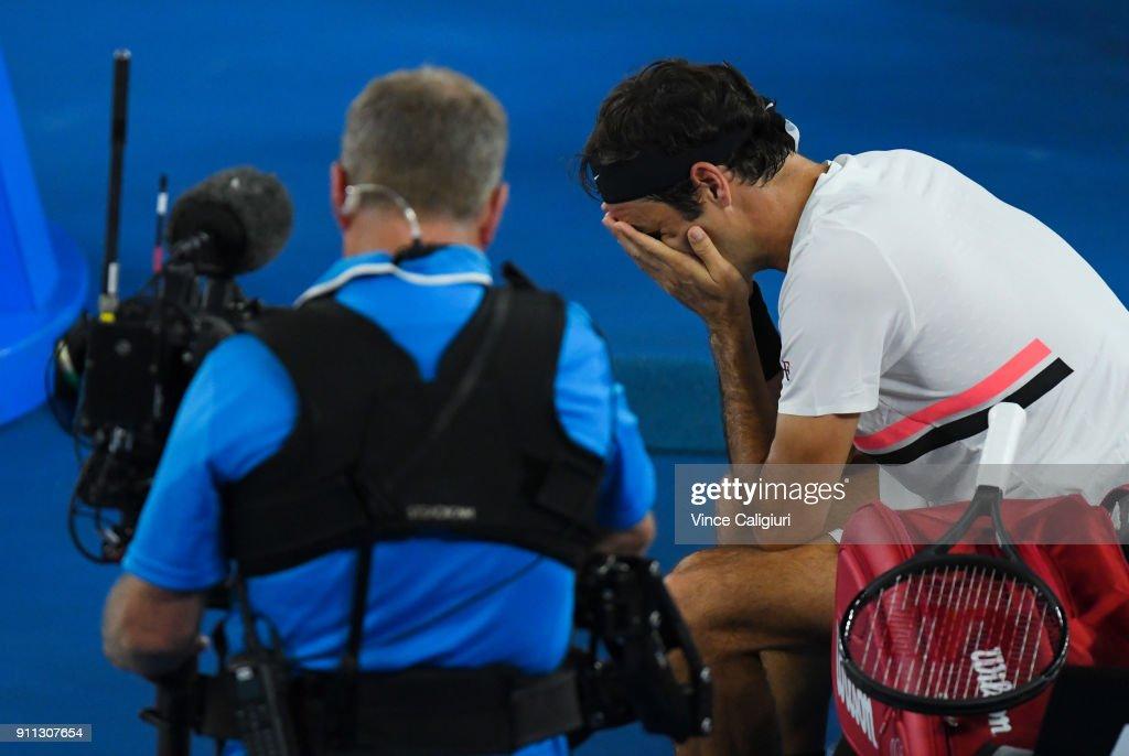 2018 Australian Open - Day 14 : News Photo