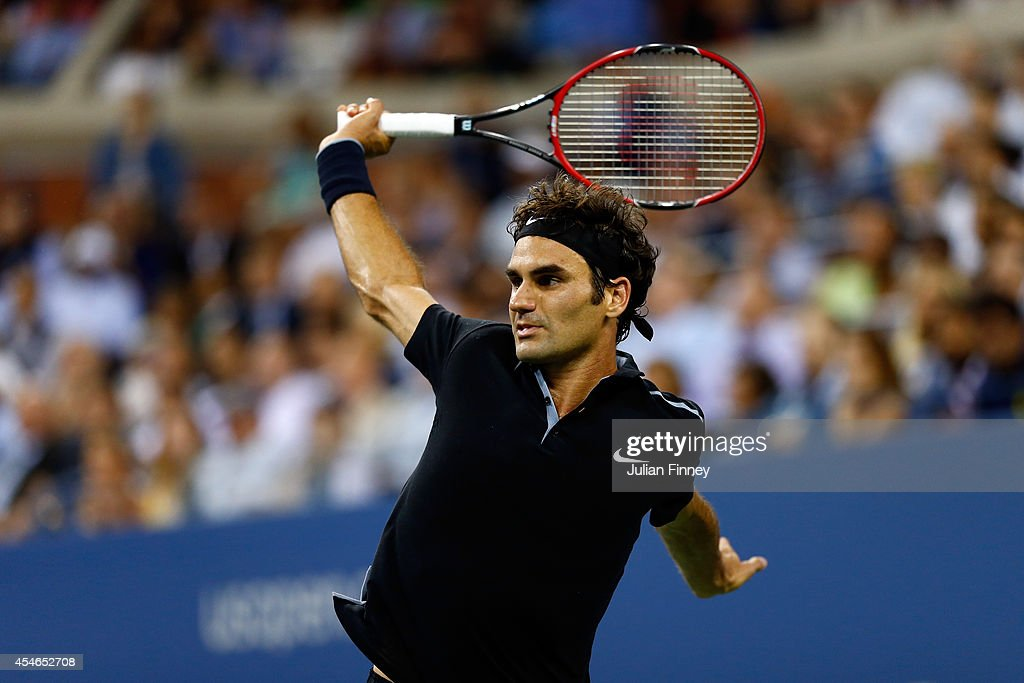 2014 US Open - Day 11 : News Photo
