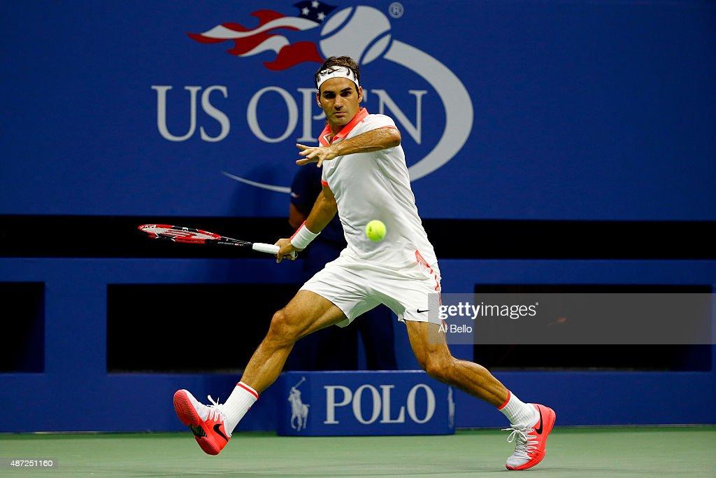 2015 U.S. Open - Day 8 : News Photo