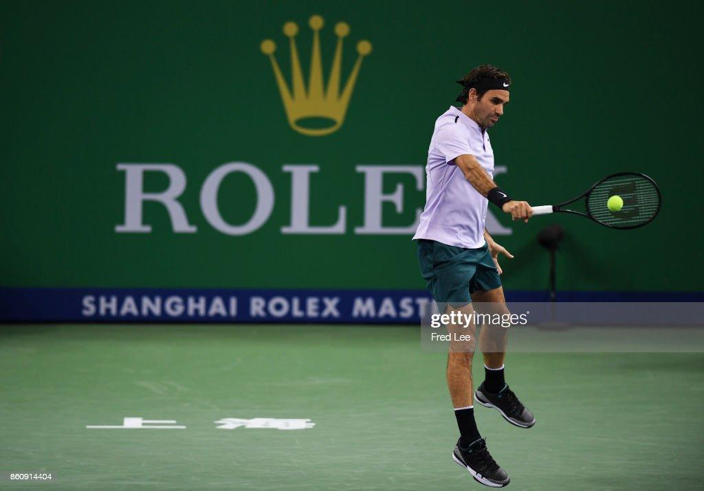 2017 ATP 1000 Shanghai Rolex Masters - Day 6 : ニュース写真