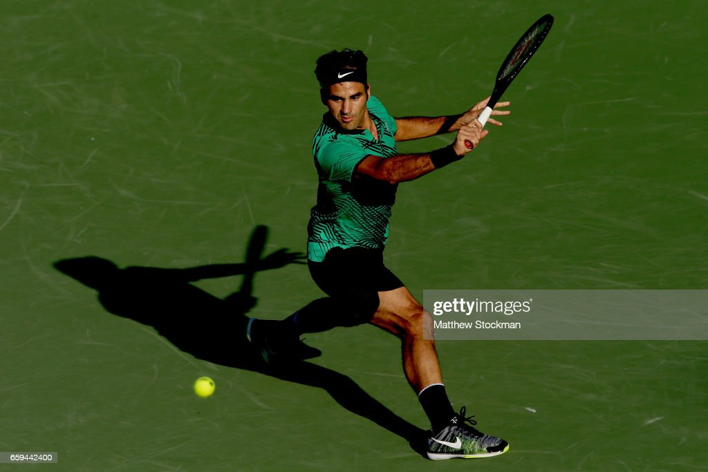 2017 Miami Open - Day 9 : News Photo