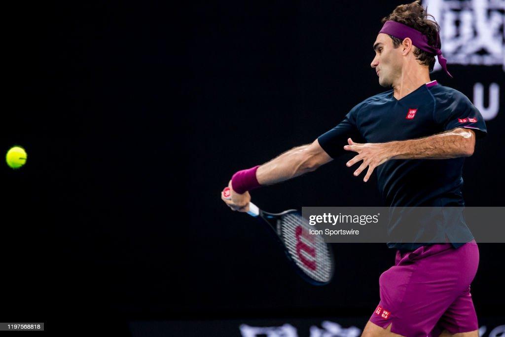 TENNIS: JAN 30 Australian Open : ニュース写真