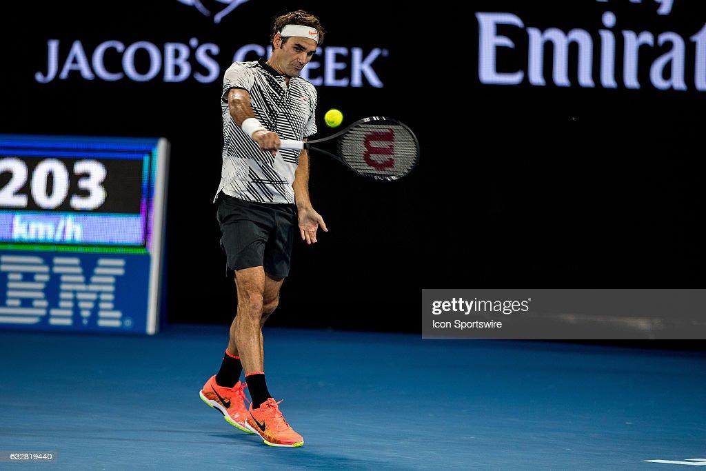 TENNIS: JAN 26 Australian Open : News Photo