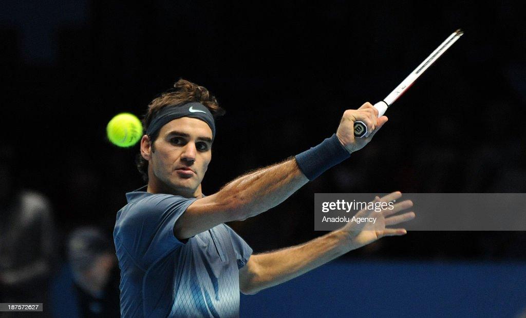 Barclays ATP World Tour Finals : News Photo