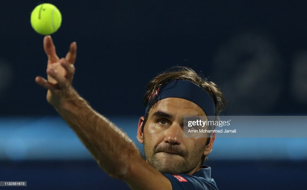 Dubai Duty Free Tennis Championships - Day Eleven : News Photo