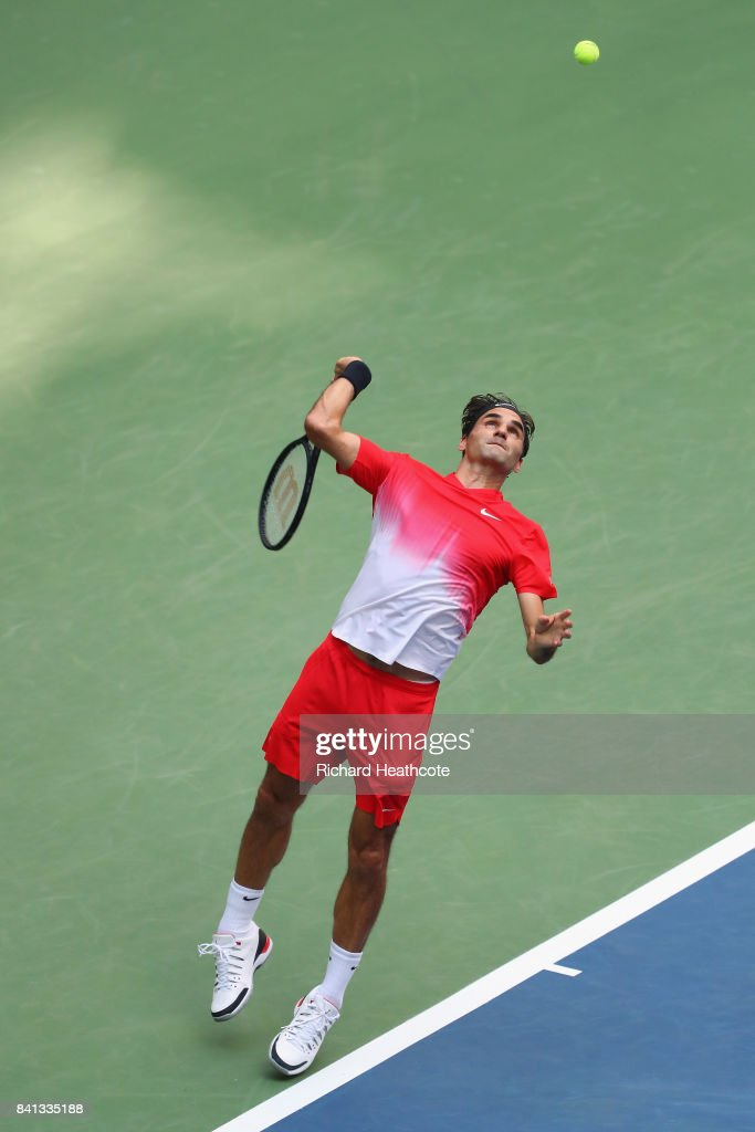 2017 US Open Tennis Championships - Day 4 : ニュース写真