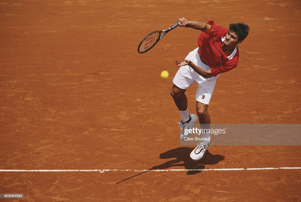 French Open Tennis Championship : News Photo