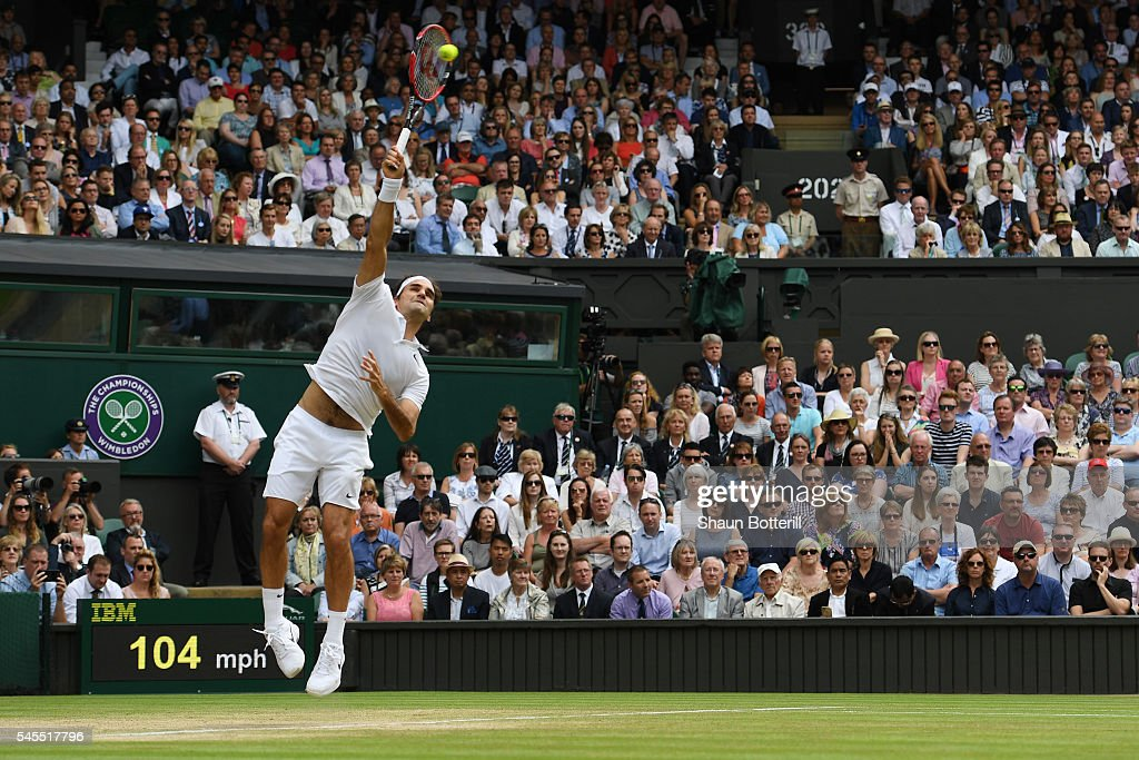 Day Eleven: The Championships - Wimbledon 2016 : News Photo