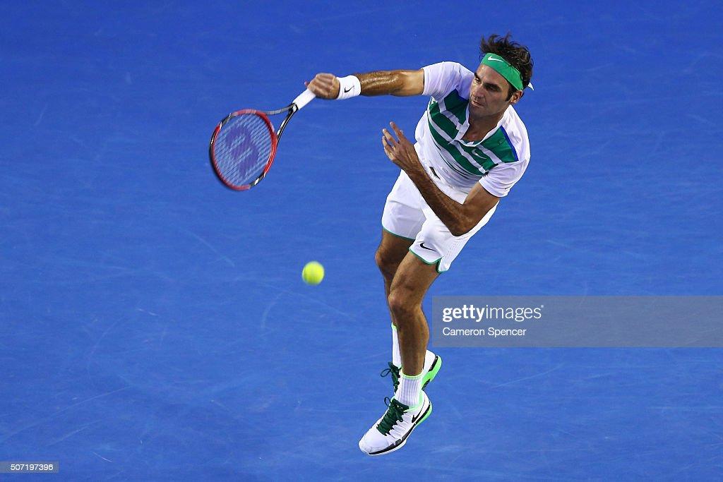 2016 Australian Open - Day 11 : News Photo