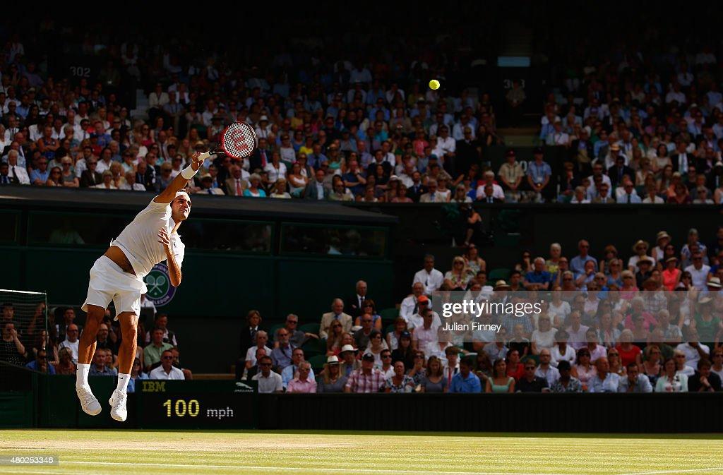 Day Eleven: The Championships - Wimbledon 2015 : News Photo