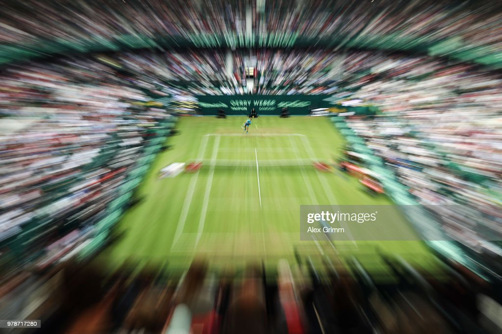 Gerry Weber Open - Day 2