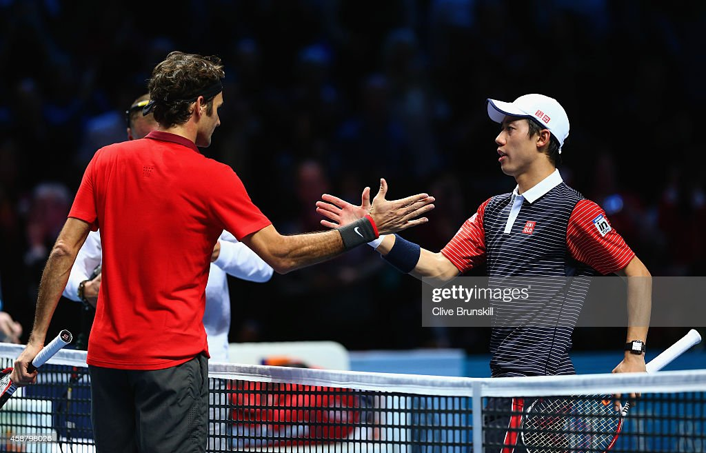 Barclays ATP World Tour Finals - Day Three : News Photo