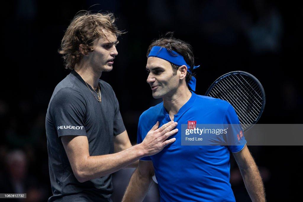 Nitto ATP World Tour Finals - Day Seven : News Photo