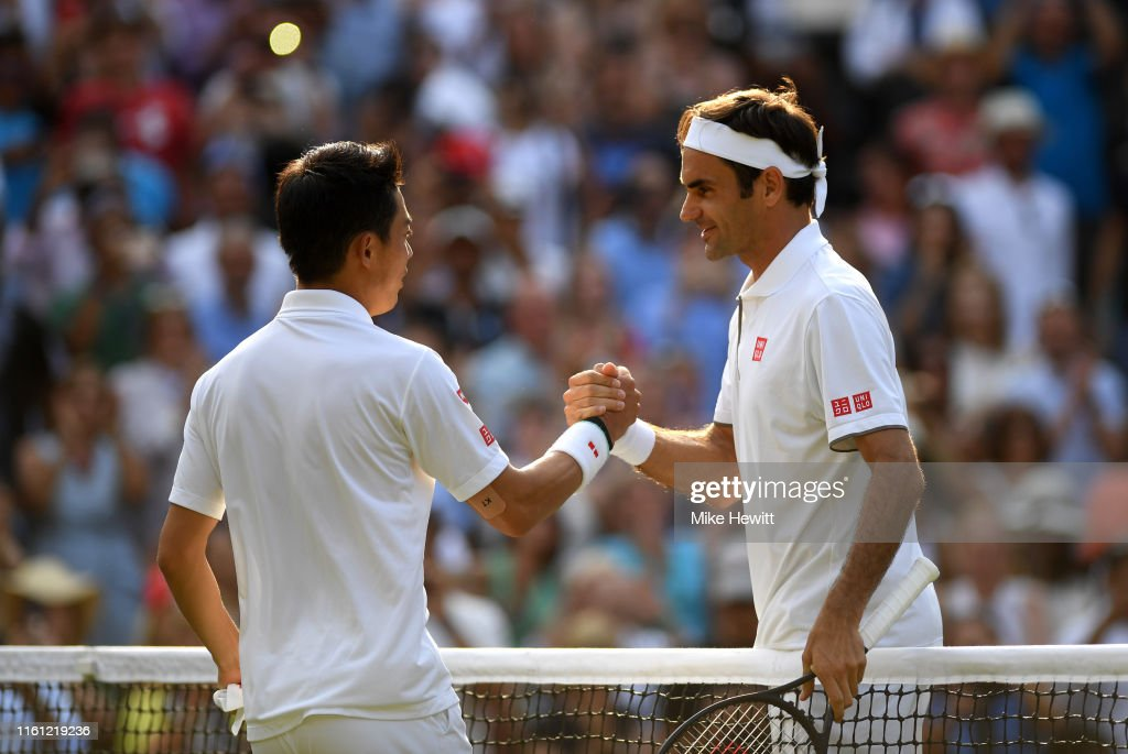 Day Nine: The Championships - Wimbledon 2019 : ニュース写真