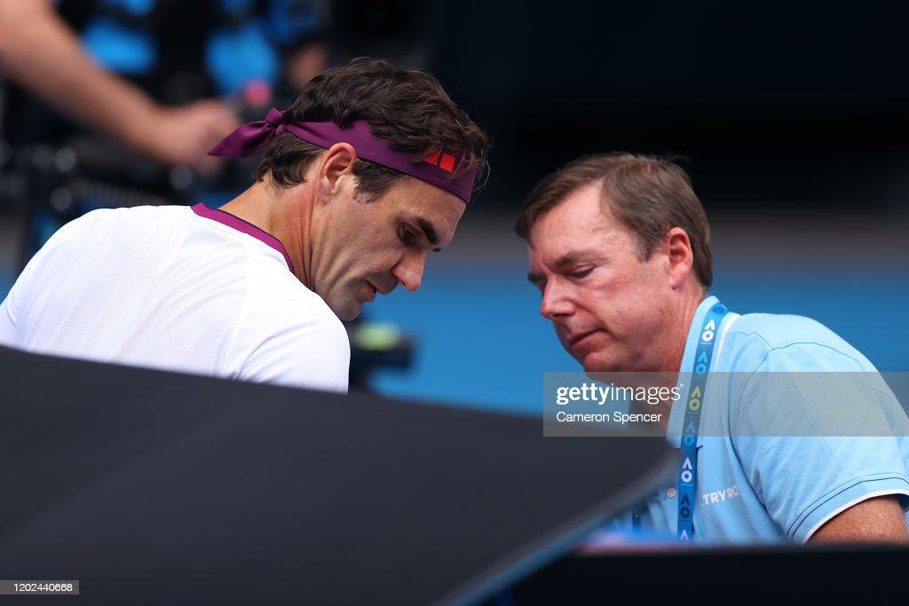 2020 Australian Open - Day 9 : News Photo