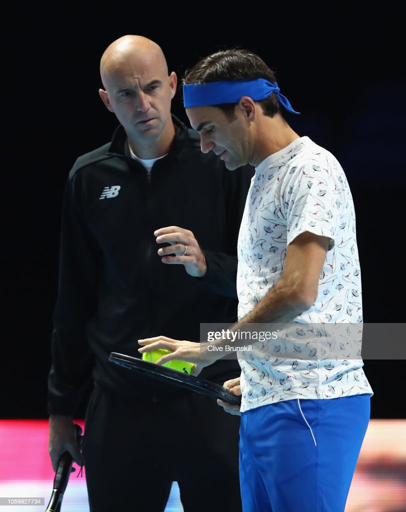 Nitto ATP Finals : News Photo