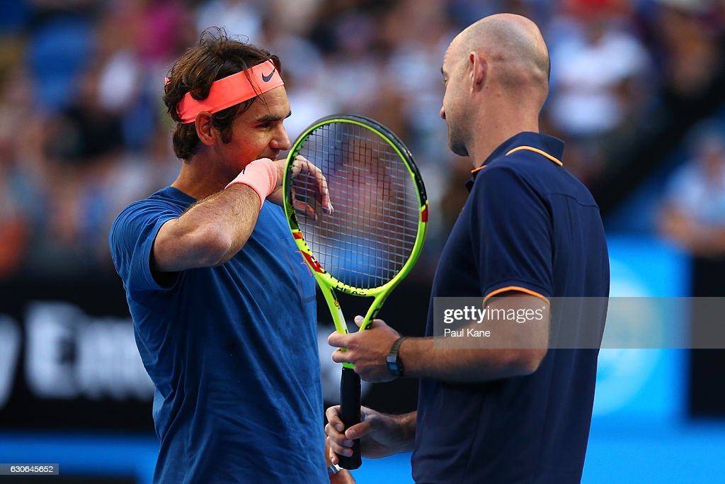 Hopman Cup Previews : News Photo
