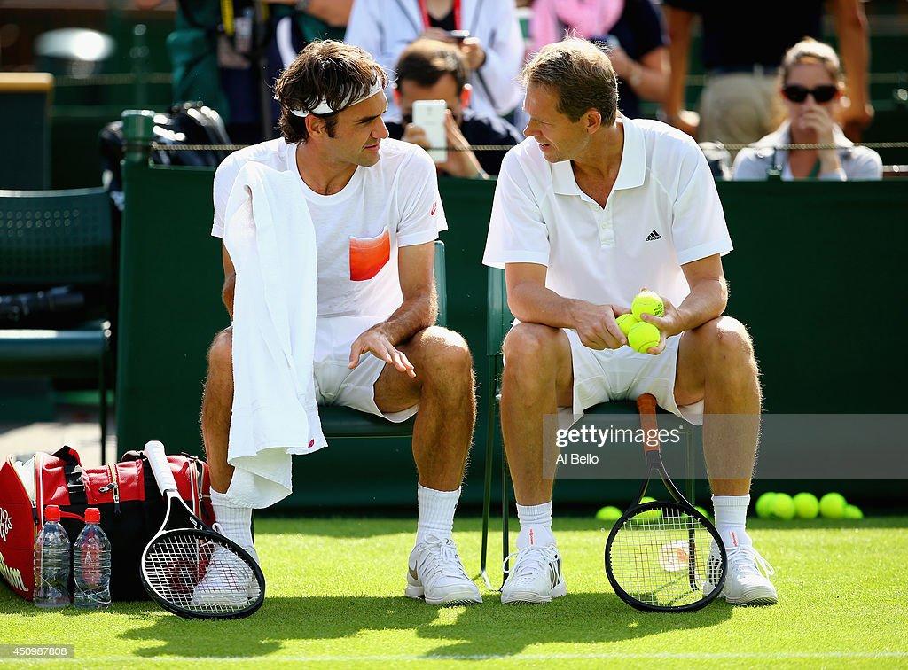 The Championships - Wimbledon 2014: Previews : News Photo