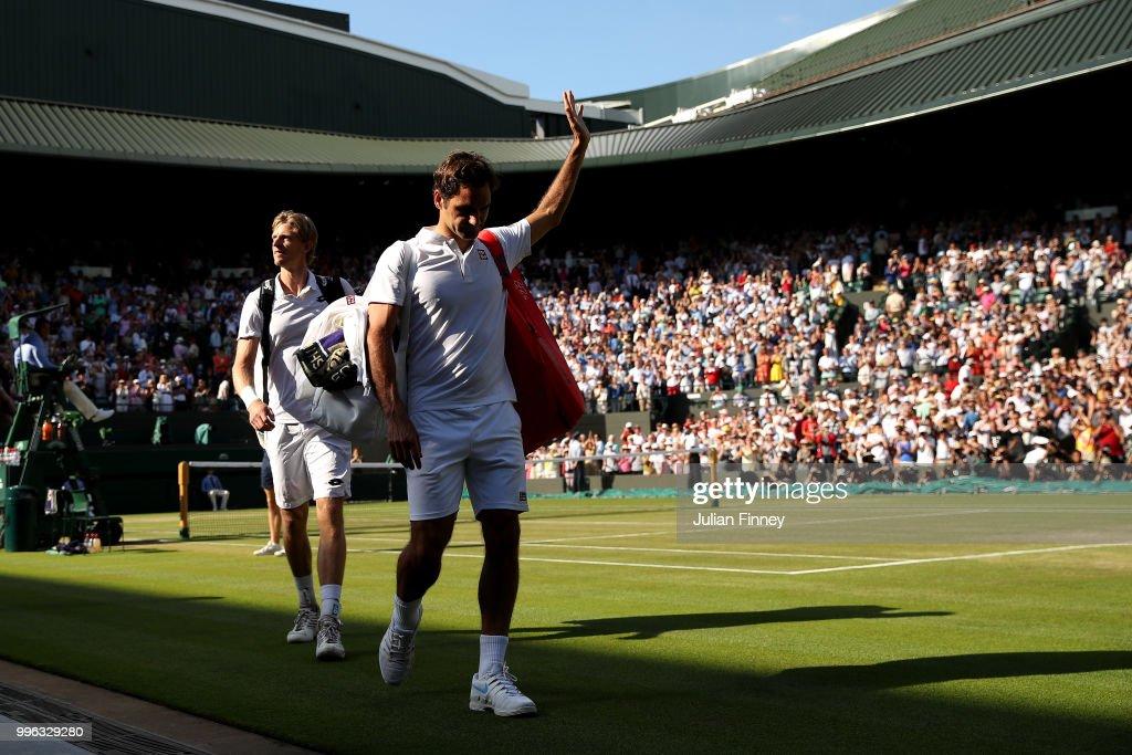 Day Nine: The Championships - Wimbledon 2018 : ニュース写真