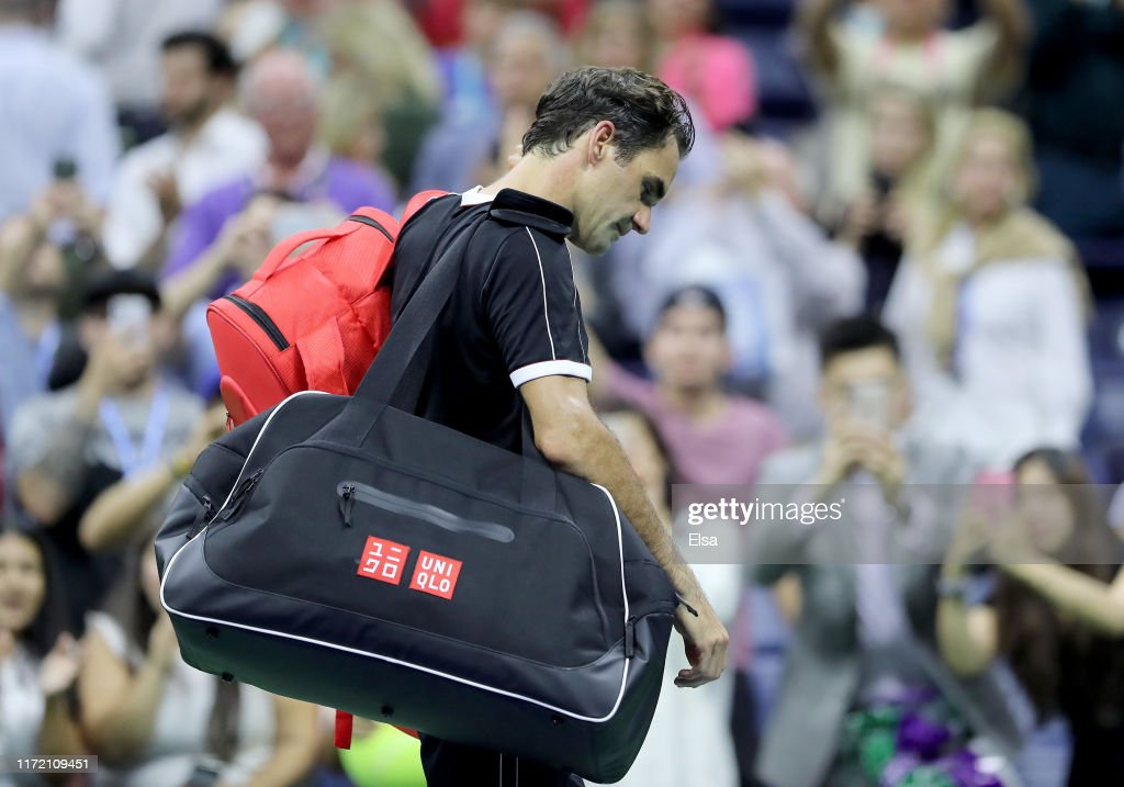 2019 US Open - Day 9 : News Photo
