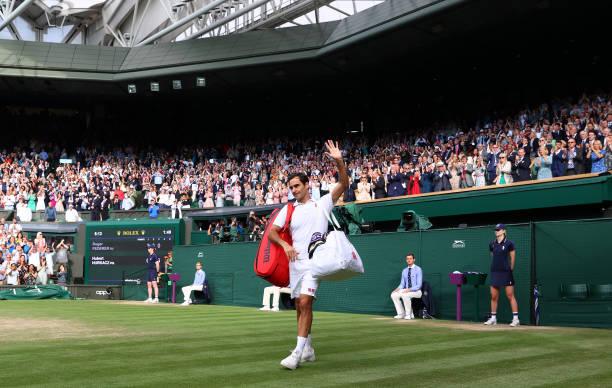 GBR: Day Nine: The Championships - Wimbledon 2021