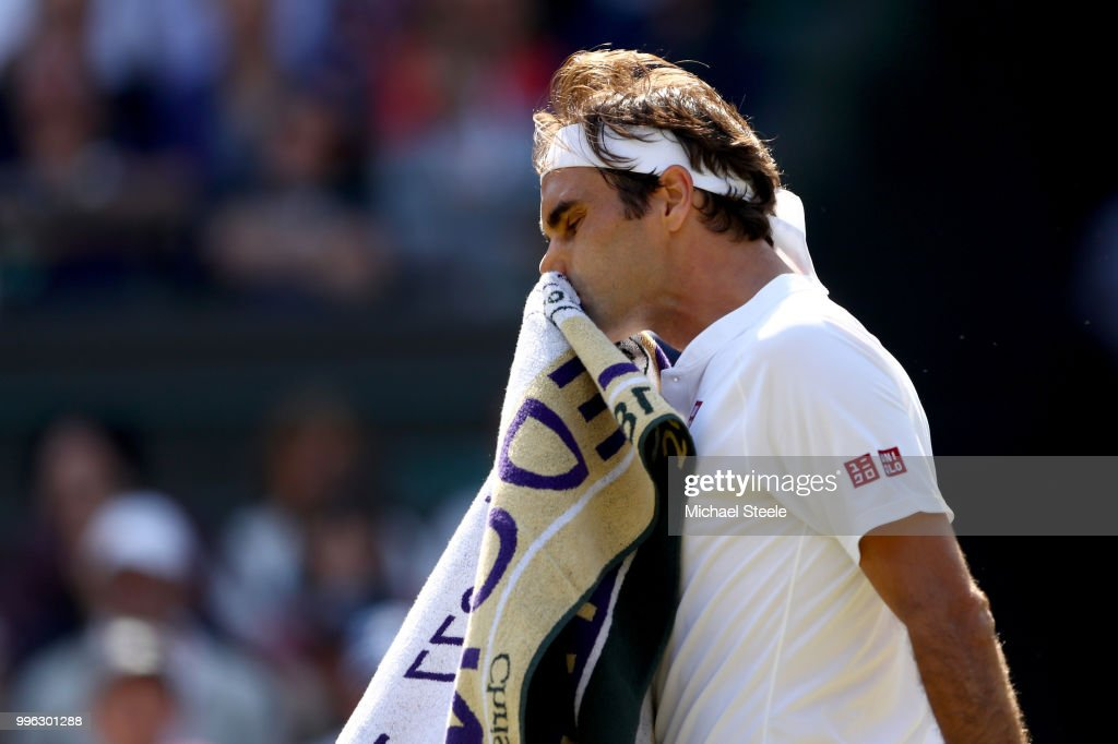 Day Nine: The Championships - Wimbledon 2018 : News Photo