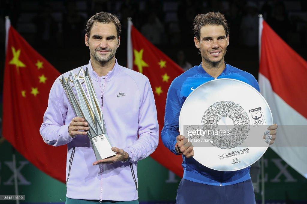 2017 ATP 1000 Shanghai Rolex Masters - Day 8 : ニュース写真