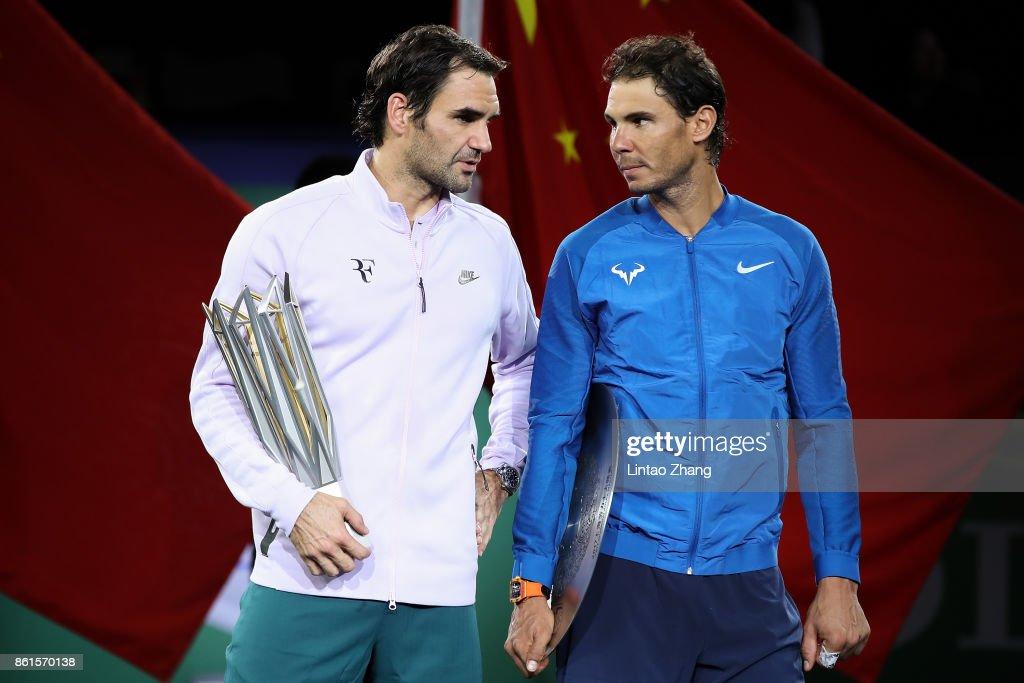 2017 ATP 1000 Shanghai Rolex Masters - Day 8 : Foto di attualità