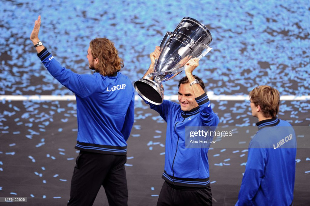 Laver Cup 2019 - Day 3 : News Photo