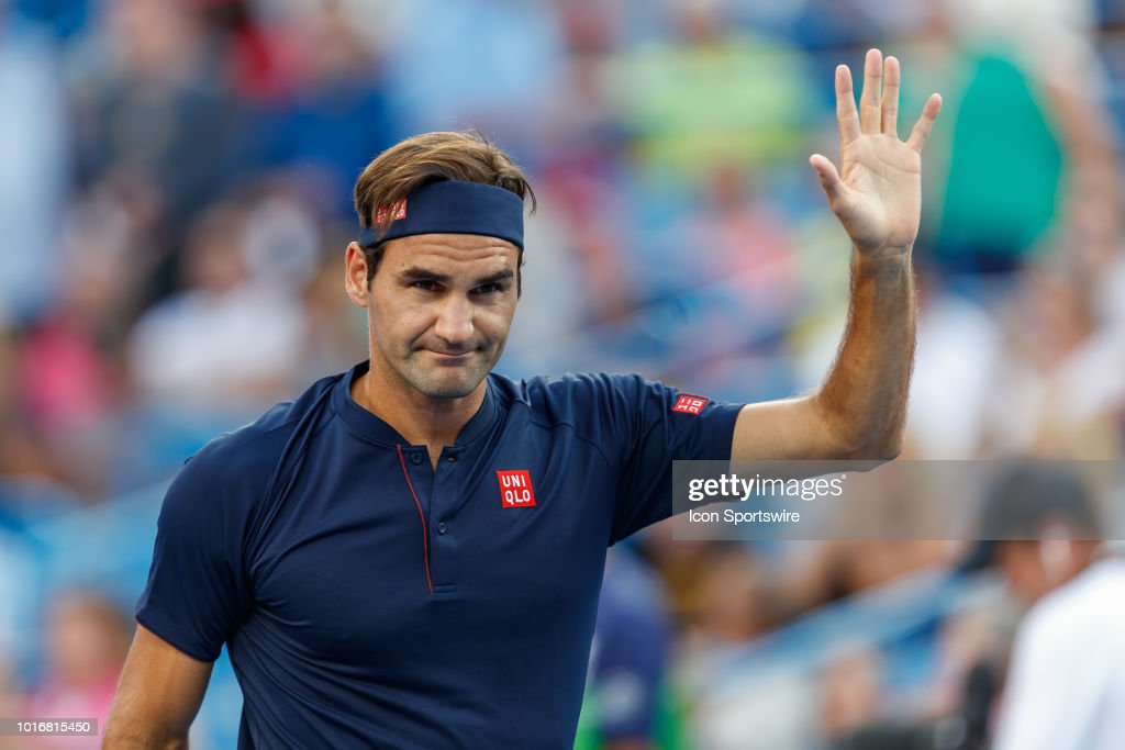 TENNIS: AUG 14 Western & Southern Open : News Photo