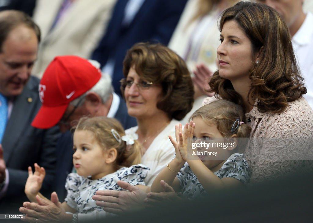 The Championships - Wimbledon 2012: Day Thirteen : ニュース写真