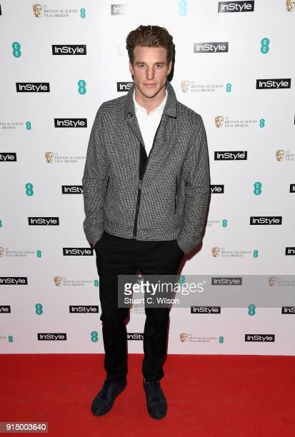 Roger Frampton attends the EE InStyle Party held at Granary Square Brasserie on February 6 2018 in London England