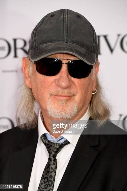 Roger Glover attends The Ivors 2019 at Grosvenor House on May 23, 2019 in London, England.