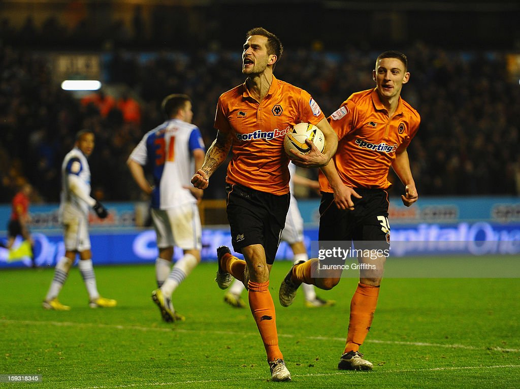 Wolverhampton Wanderers v Blackburn Rovers - npower Championship : News Photo