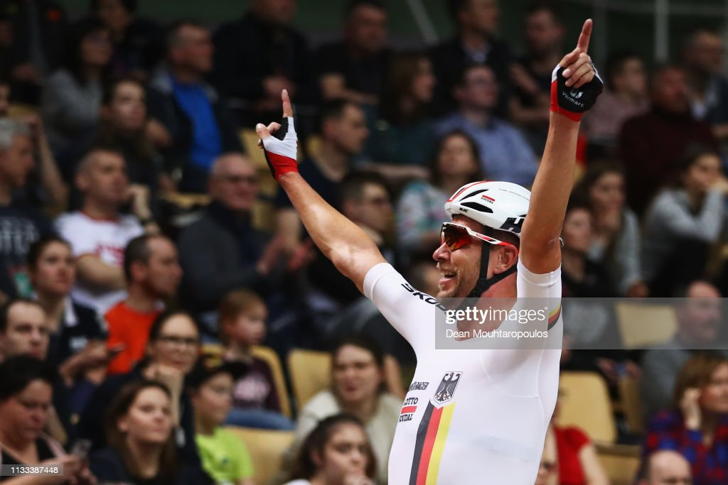 UCI Track Cycling World Championships - Day Five : ニュース写真