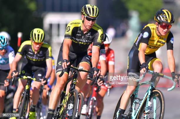 Roger Kluge of Germany and Team MitcheltonScott / during the 2nd Velon Hammer Series 2018 Stage 2 a 922km stage from Stavanger to Stavanger / Hammer...