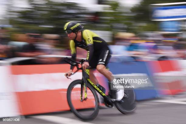 Roger Kluge of Germany and Team MItcheltonScott rides during stage four of the 13th Amgen Tour of California 2018 San Jose / Morgan Hill a 347 km...