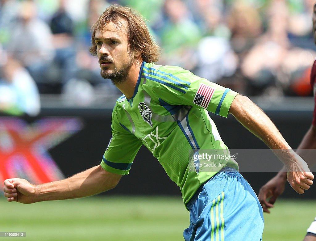 Colorado Rapids v Seattle Sounders FC : News Photo