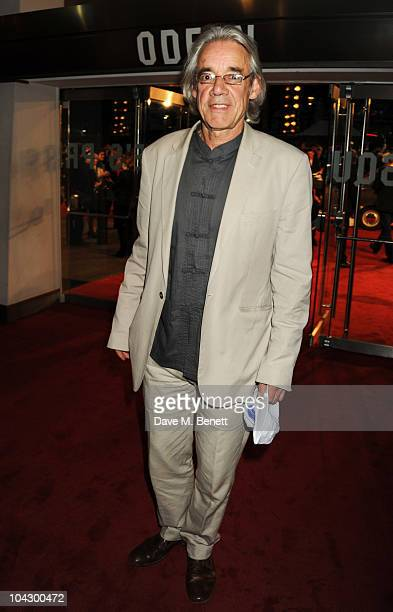 Roger Lloyd Pack arrives at the World premiere of 'Made In Dagenham' at the Odeon Leicester Square on September 20 2010 in London England