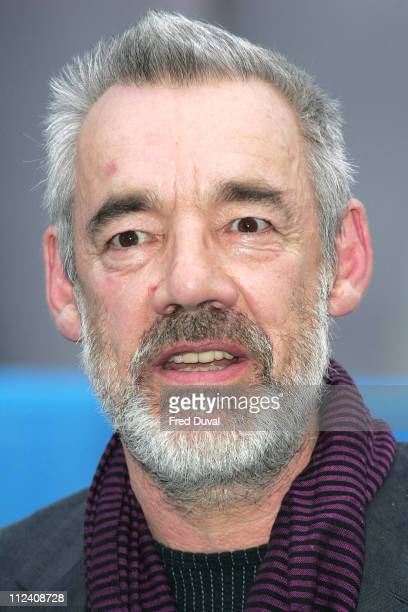 Roger Lloyd Pack during 'Ice Space' Launch Party Outside Arrivals at Tower Bridge in London Great Britain