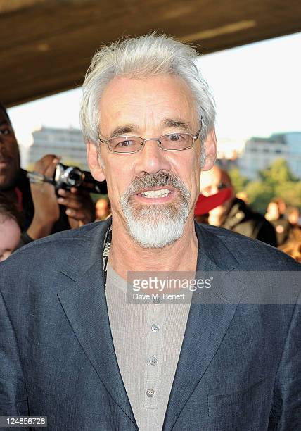 Roger LloydPack arrives at the UK Premiere of 'Tinker Tailor Soldier Spy' at BFI Southbank on September 13 2011 in London England