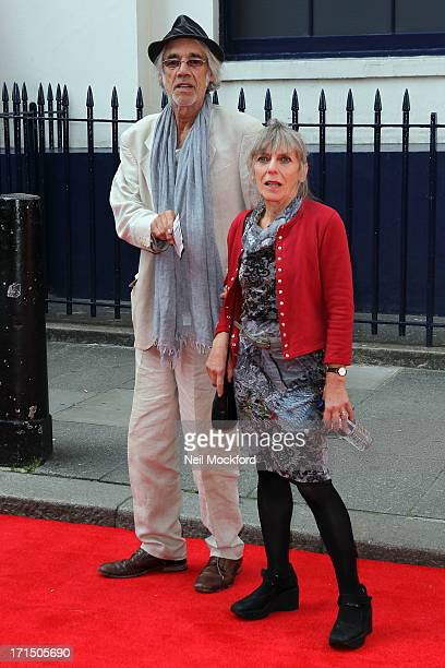 Roger LloydPack attends the press night for 'Charlie and the Chocolate Factory' at Theatre Royal on June 25 2013 in London England