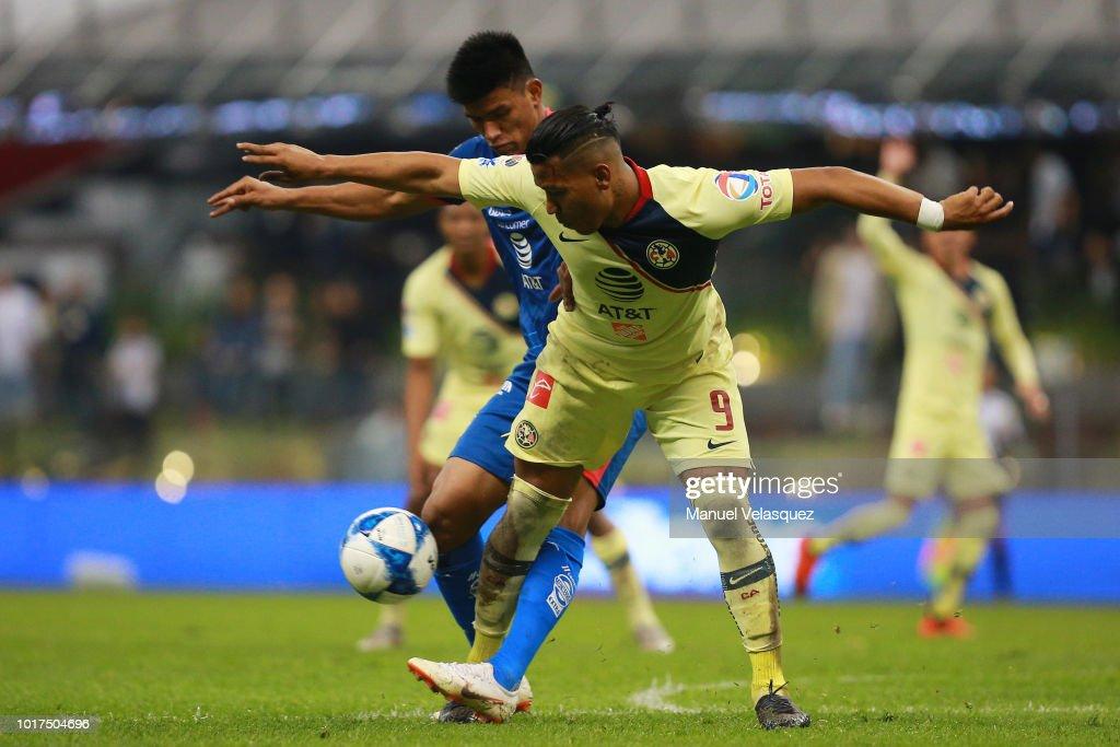 Club America v Monterrey - Torneo Apertura 2018 Liga MX