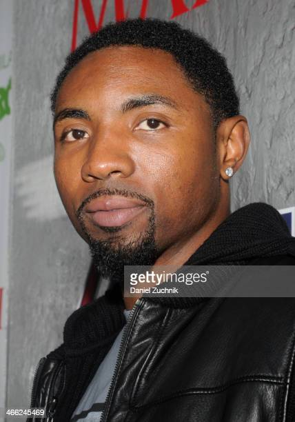 Roger Mason Jr attends Talent Resources Sports presents Maxim 'Big Game Weekend' sponsored by AQUAhydrate Heavenly Resorts Wonderful Pistachios...